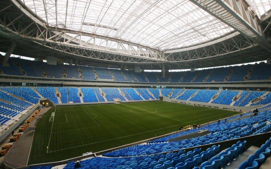 Sankt Peterburgo stadionas
