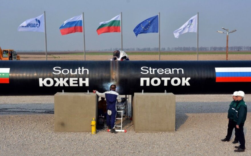 South stream, Pietų srautas