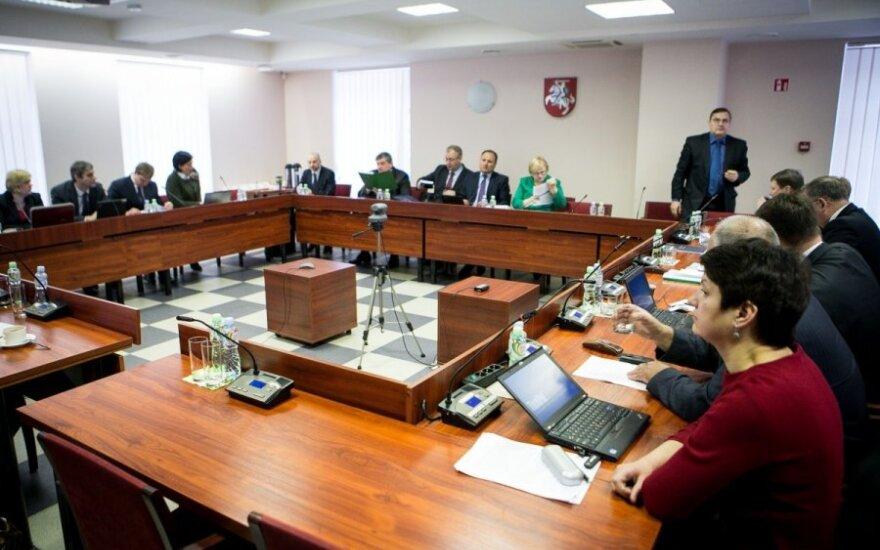 Teisėjų taryba nusprendė viešinti savo posėdžių medžiagą