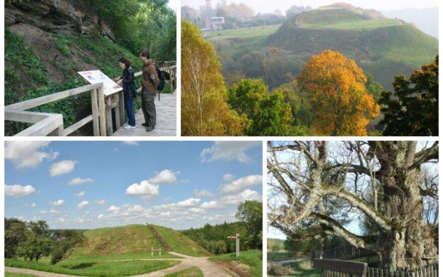 10 vietų saugomose teritorijose, kurias turi pamatyti šiais metais