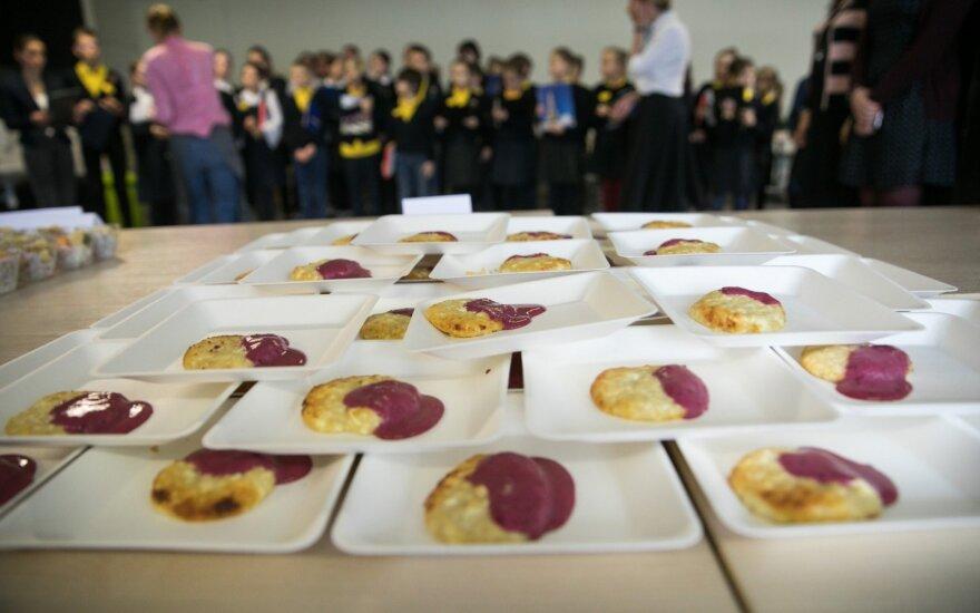 Viltis nemėgstantiems mokyklos maisto: suteikė nemokamą galimybę naudotis sveikų patiekalų receptais