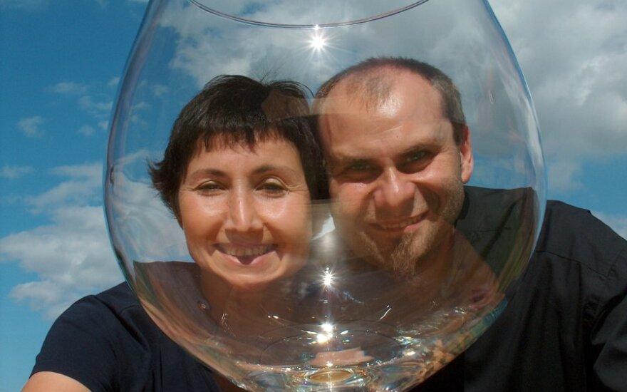 """Glass Duo"""