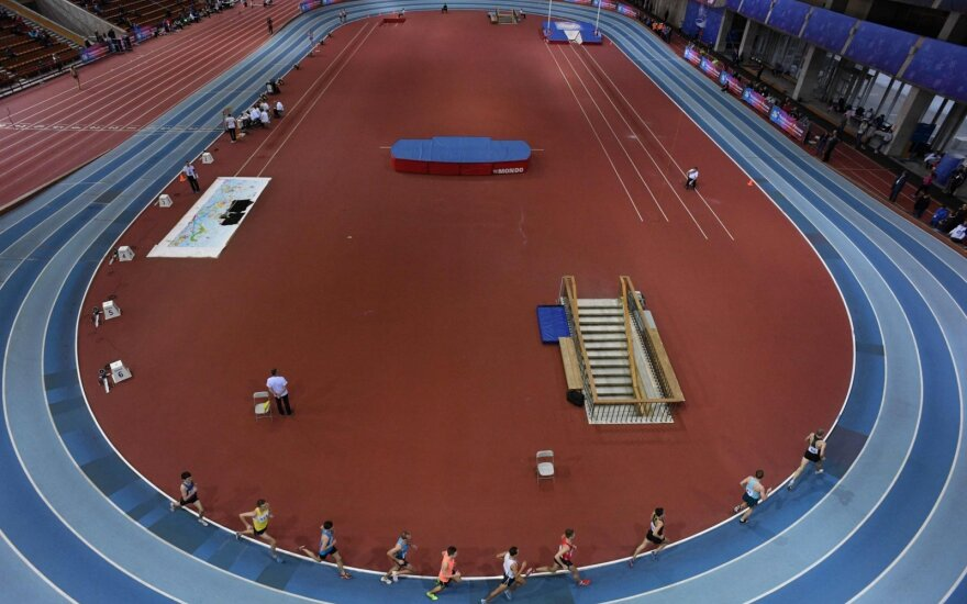 Lengvosios atletikos maniežas Maskvoje