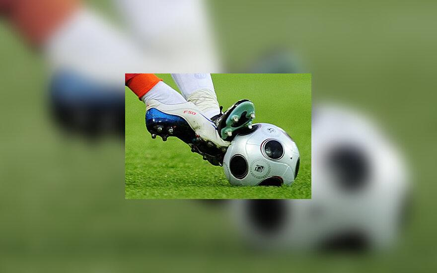 Arjeno Robbeno ir Banelio Nicolitos kojos, futbolas