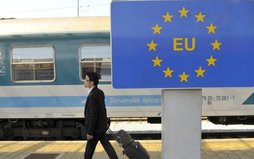 ES dovana Moldovai: jai pasiūlytas bevizis režimas