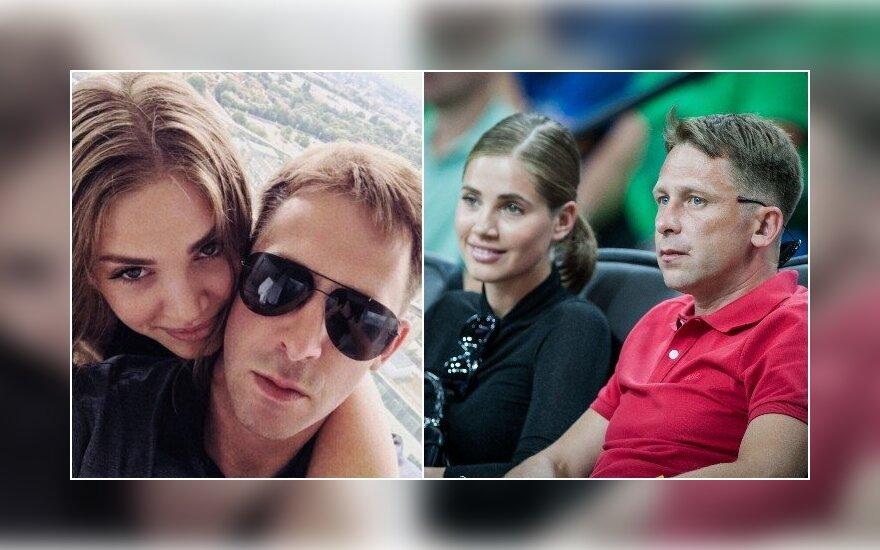 Egidijus Dragūnas ir Kotryna Kozlovaitė