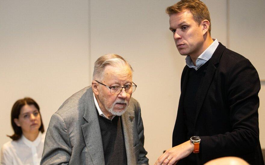 Landsbergis pažėrė kaltinimų valdantiesiems: nieko nedarymas tai irgi darymas