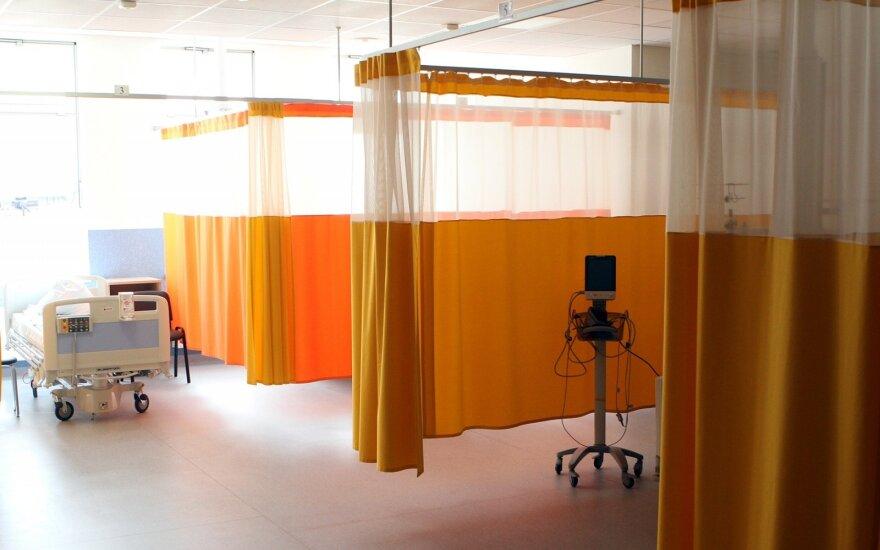Personalo žodžiai įsiutino – po 3 val. ligoninėje pagalbos išvažiavo ieškoti kitur