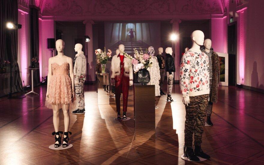 """""""Giambattista Valli x H&M"""" kolekcijos pristatymas"""