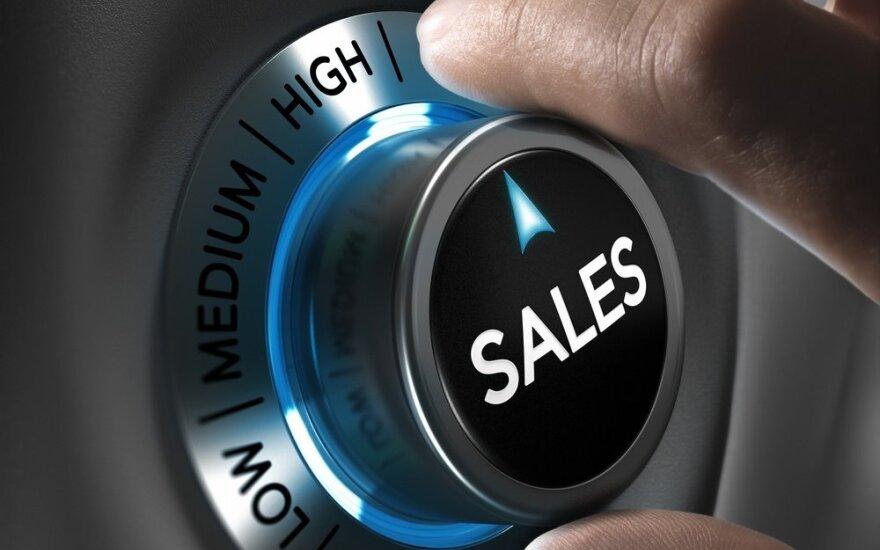 Ar pardavimų vadybininku gali būti robotas?