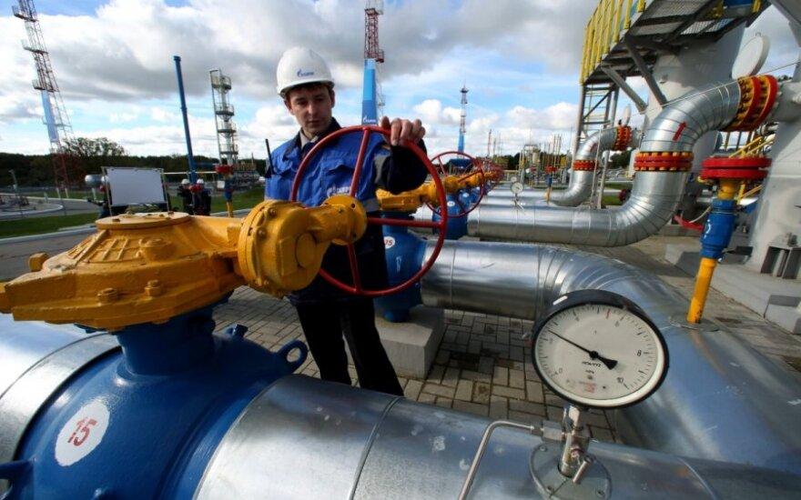Europa susirūpino savo energetine nepriklausomybe