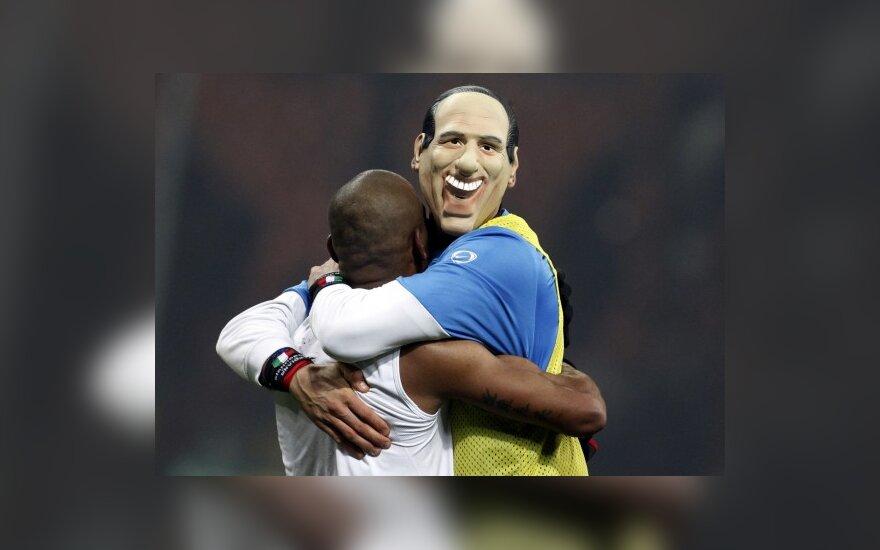 Marco Materazzi su Silvio Berlusconi kauke
