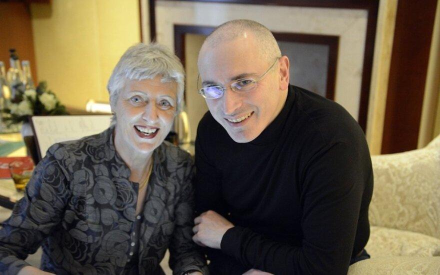 Marieluise Beck, Michailas Chodorkovskis