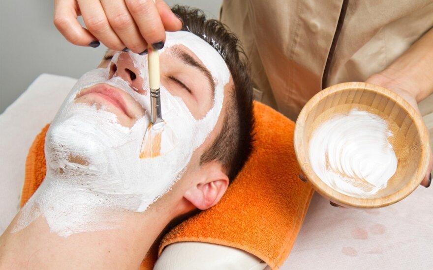 Vyro odos priežiūra