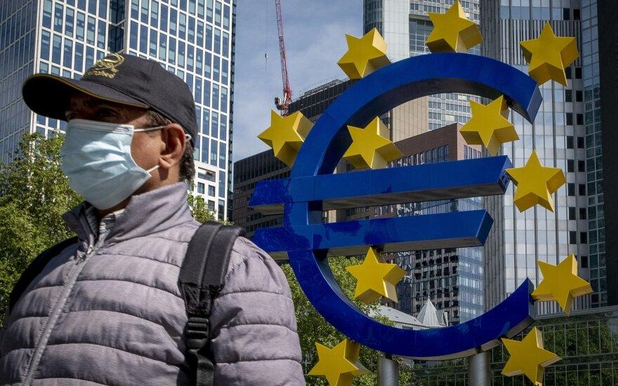 ESRV ragina Europos bankus iki 2020 metų pabaigos atsisakyti dividendų ir akcijų išpirkimo