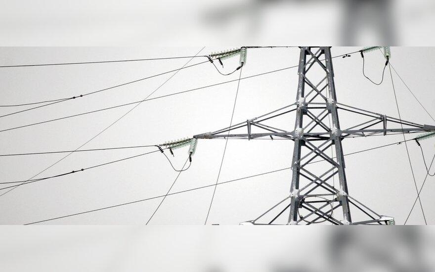 Lietuva stebės izoliuotą Kaliningrado energetikos sistemos darbo bandymą
