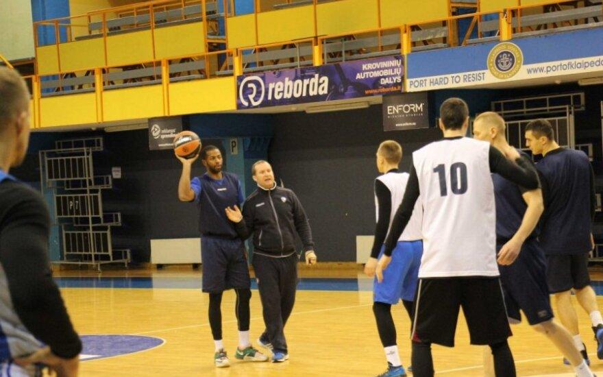 """Į Belgradą išvykstančio """"Neptūno"""" strategas K. Maksvytis: serbai namuose gali nukauti ir NBA komandą"""