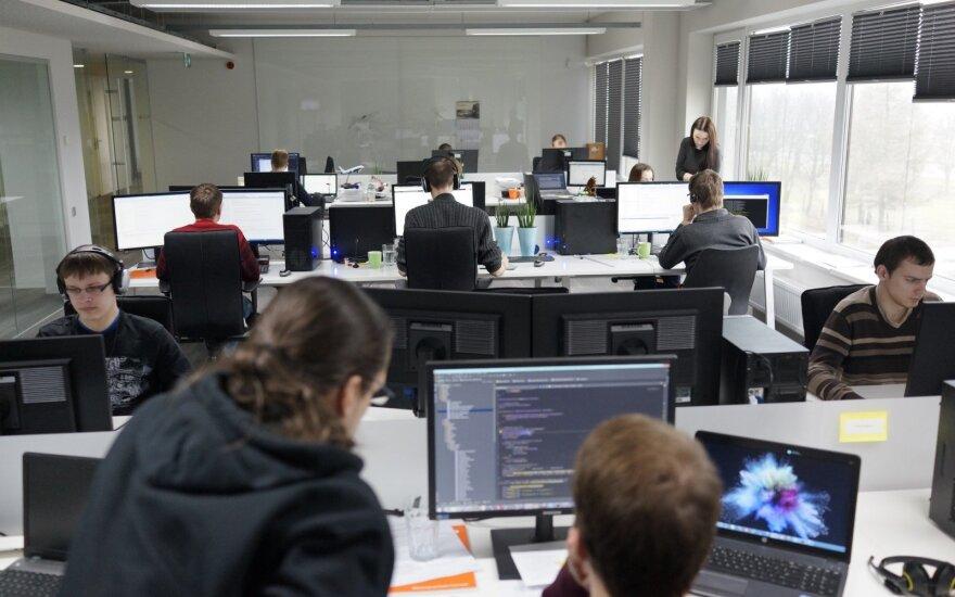 Lietuvoje veikiančios JAV kapitalo įmonės planuoja plėtrą