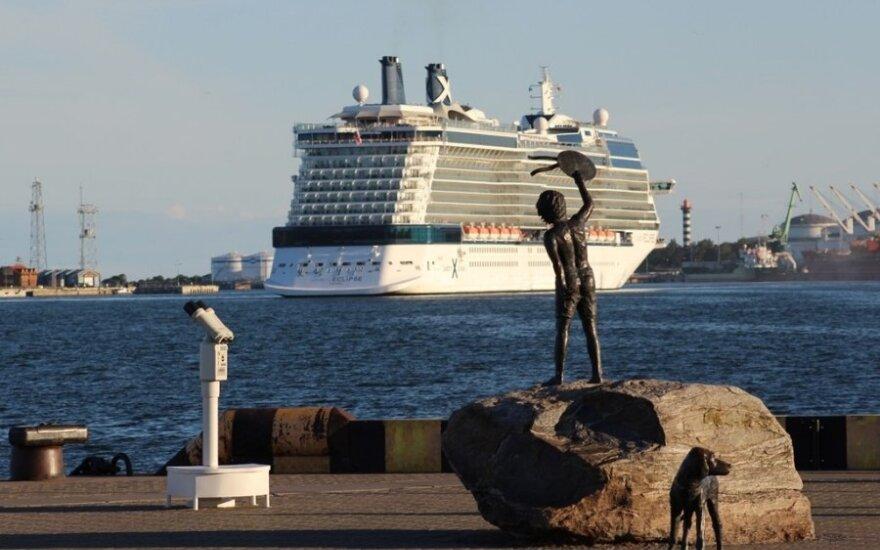 Miestas ir uostas susitelkė skatinti kruizinę laivybą