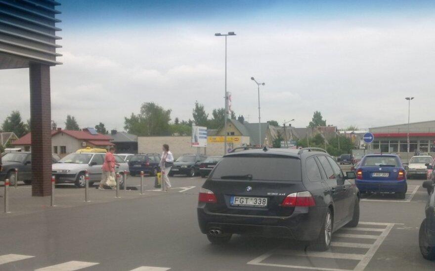 Panevėžyje, Klaipėdos g. 92. 2011-07-15