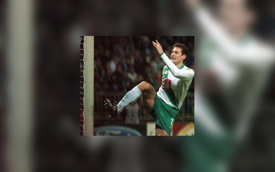 "Miroslav Klose (Brėmeno ""Werder"")"
