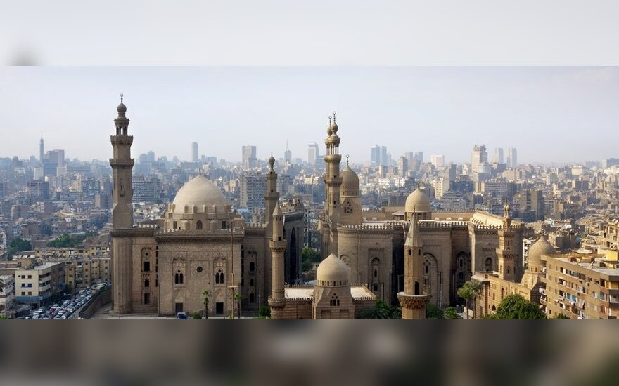 Egipto gyventojų skaičius pasiekė 100 milijonų