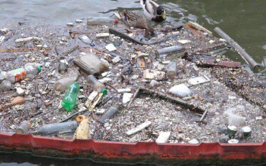 Nauja iniciatyva kviečia valyti šalies ežerus: randa net mikroautobusų