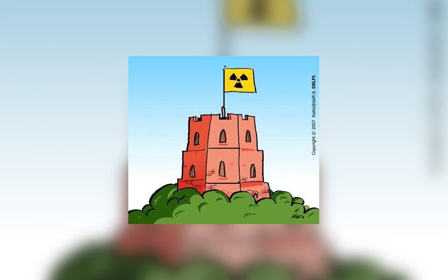 Hamletiška Lietuvos abejonė: statyti atominę elektrinę ar nestatyti