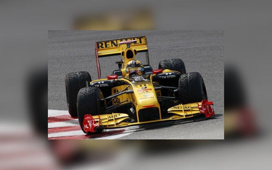 "Robertas Kubica (""Renault"")"