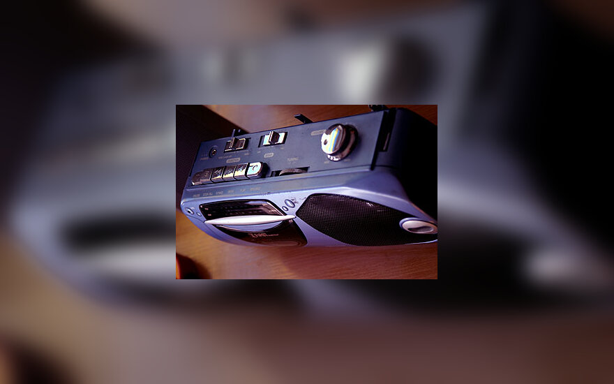 Radijas, muzika