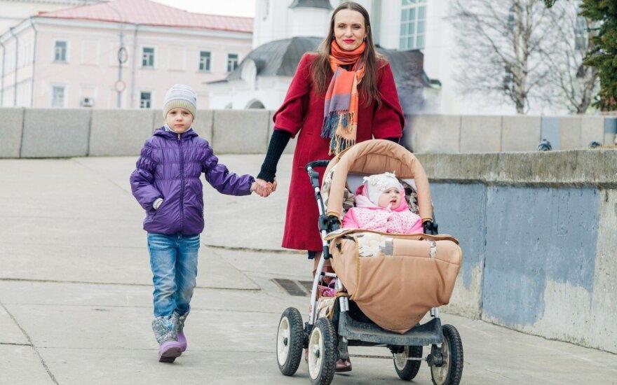 Nėštumo metu nedirbusioms mamoms – galimybė gauti motinystės išmoką