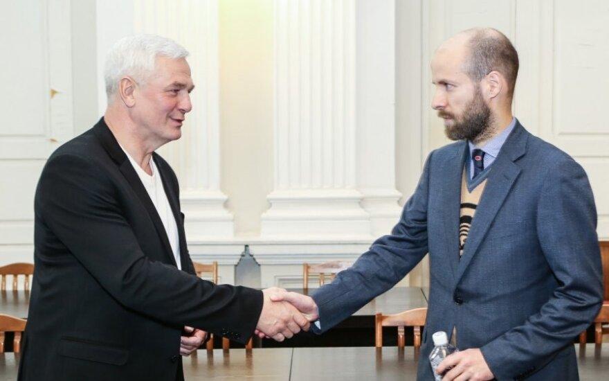 Vitas Matuzas, Andrius Romanovskis