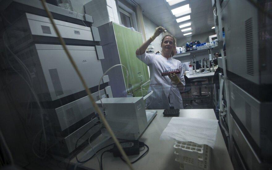 Maskvos antidopingo laboratorija
