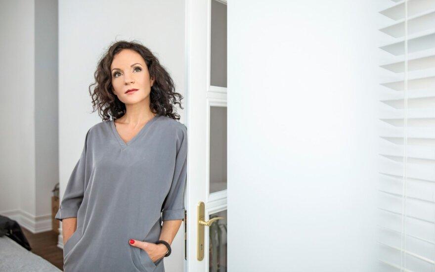 """Livija Gradauskienė FOTO: """"Eurovaistinės"""" geros savijautos žurnalas"""