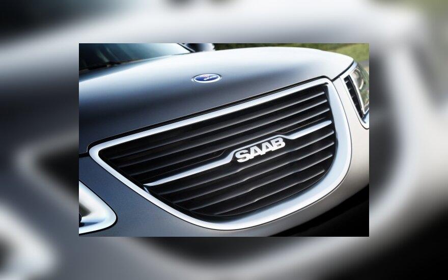 """""""Spyker"""" gavo dar 25 mln. dolerių """"Saab"""" įsigijimui"""