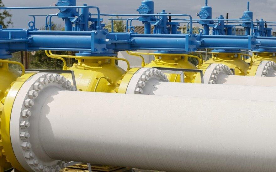 ESO dujų skirstymo kainos riba mažėja 3,6 proc.