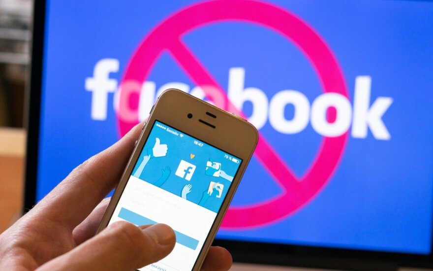 Facebook blokavimas