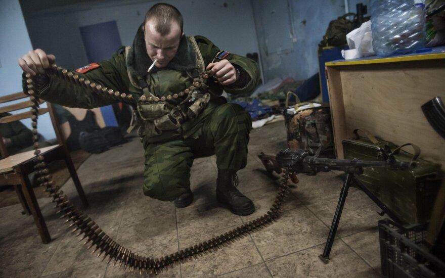 Ekspertas apie Donbasą: Rusijos požiūris akivaizdžiai keičiasi
