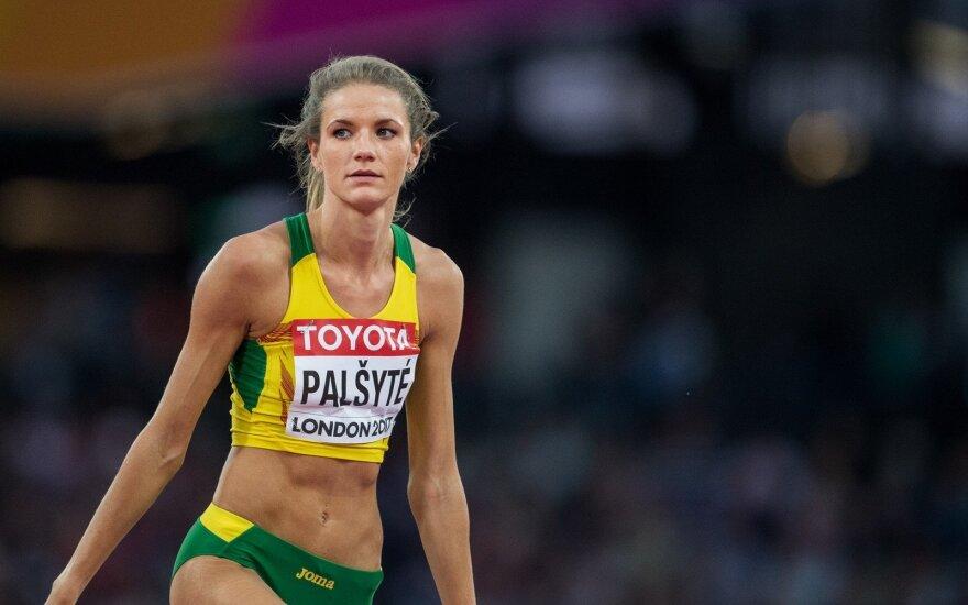 Pasaulio lengvosios atletikos čempionato atranka: A. Palšytė, E. Matusevičius ir E.Balčiūnaitė