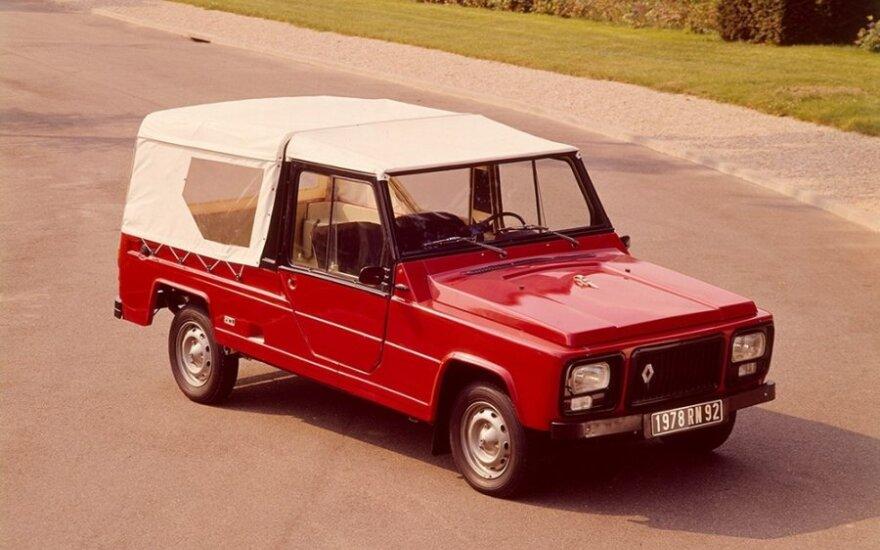 Renault 6 Rodeo (1978 m.)