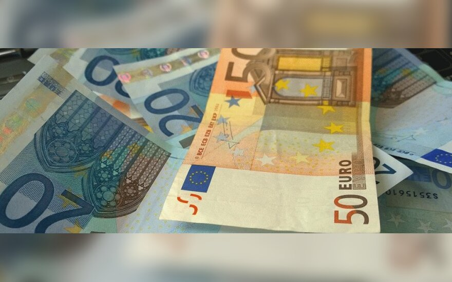 Iš Vilniaus apygardos teismo depozitinės sąskaitos galėjo dingti per 200 tūkst. eurų
