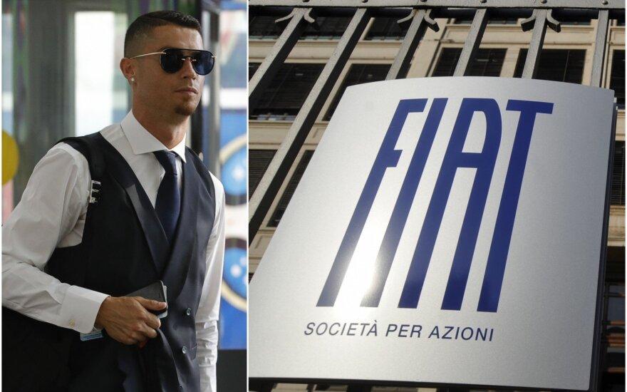 Cristiano Ronaldo, FIAT