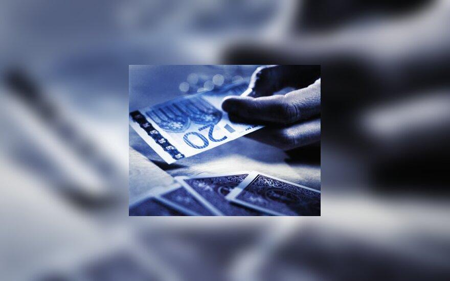 Eurai, pinigai, ES, verslas, duoti, atlyginimas, pelnas