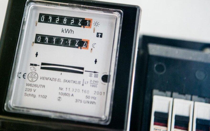Tūkstančiai įmonių ir įstaigų už elektrą priversti mokėti brangiau