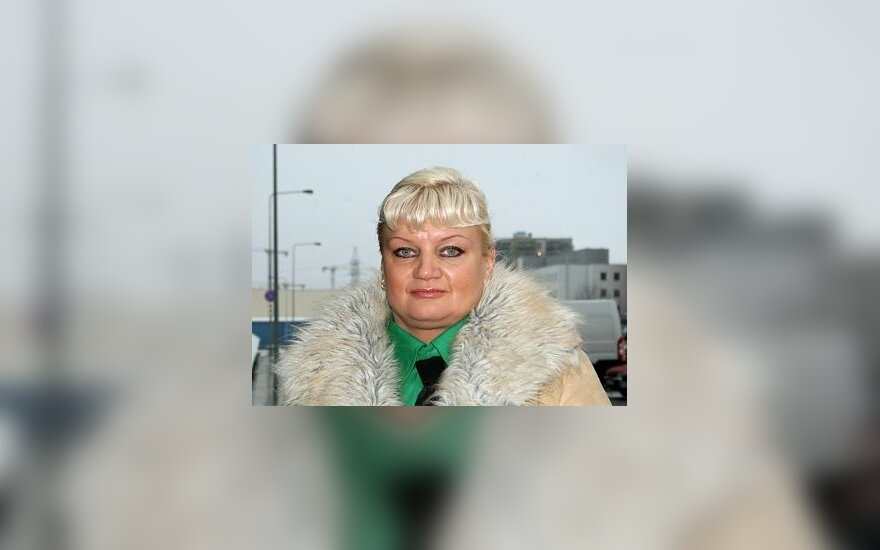 E.Jackaitė atsakomybės naštą permetė K.Krivickui