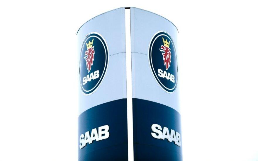 """""""Saab"""" teigia, kad jau turi pinigų darbuotojų atlyginimams"""
