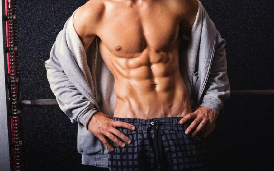 Kaip padidinti vyriškumą: 8 natūralūs būdai, padėsiantys pakelti testosterono lygį