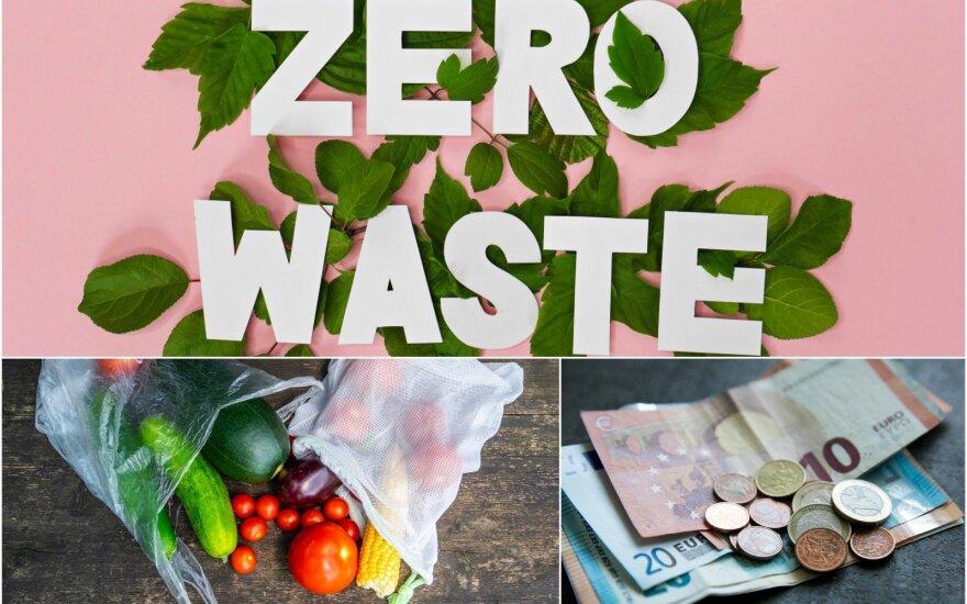 Zero waste idėjos