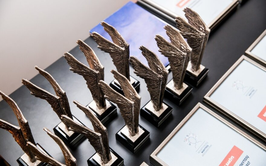 Inovatyviausių mokytojų apdovanojimai