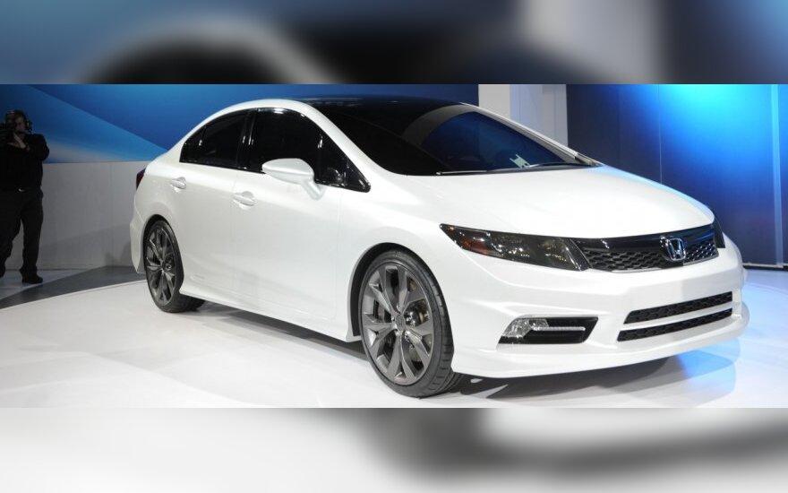 Honda Civic koncepcija